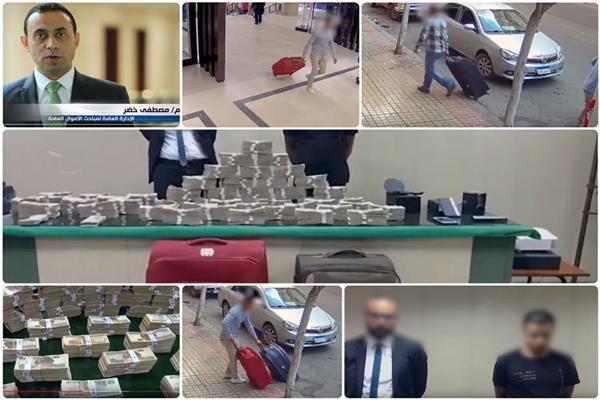 فيديو| تفاصيل القبض على مرتكبي أكبر عملية تزوير بسرقة 9 ملايين جنيه