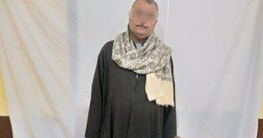 ضبط مدير مدرسة بحوزته 40 قطعة أثرية أسيوط..